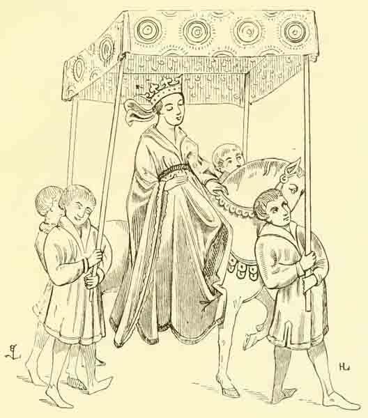 Жизнь и развлечения в средние века