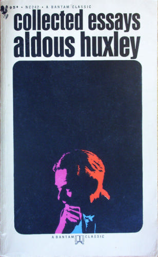 Aldous Huxley on art and artists pdf