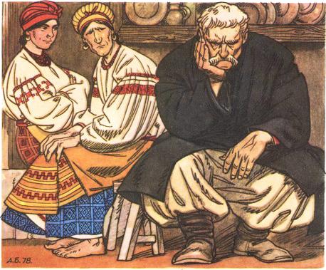 Кайдашева сім'я