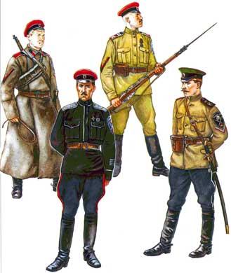 Гражданская война в россии 1917–1922