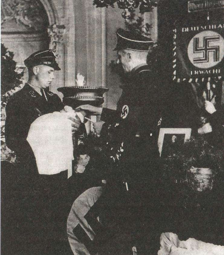 Расовые мифы нацизма. Врага надо знать!
