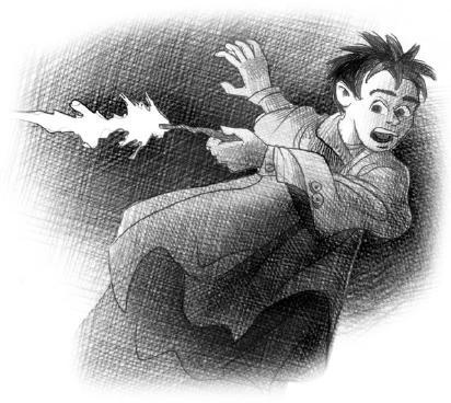 James Potter and the Curse of the Gatekeeper