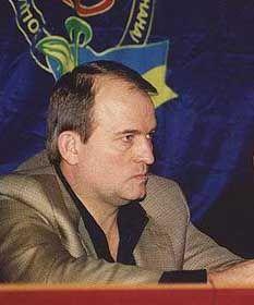 Нарцис, або штрихи до політичного портрету Віктора Медведчука