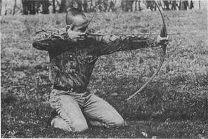 Стрельба из лука для начинающих