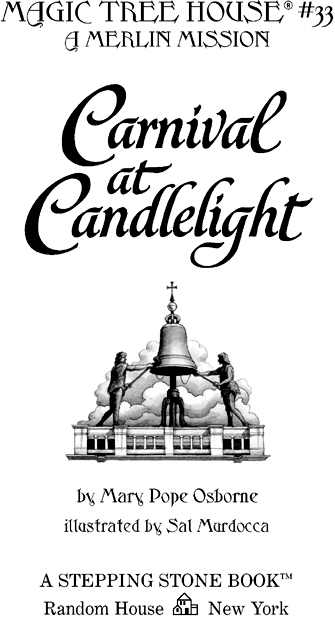 Carnival at Candlelight: A Merlin Mission