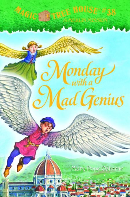 Monday With a Mad Genius: A Merlin Mission