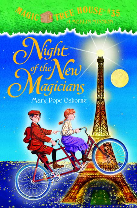 Night of the New Magicians: A Merlin Mission