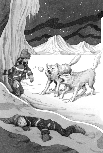 Winter of the Ice Wizard: A Merlin Mission