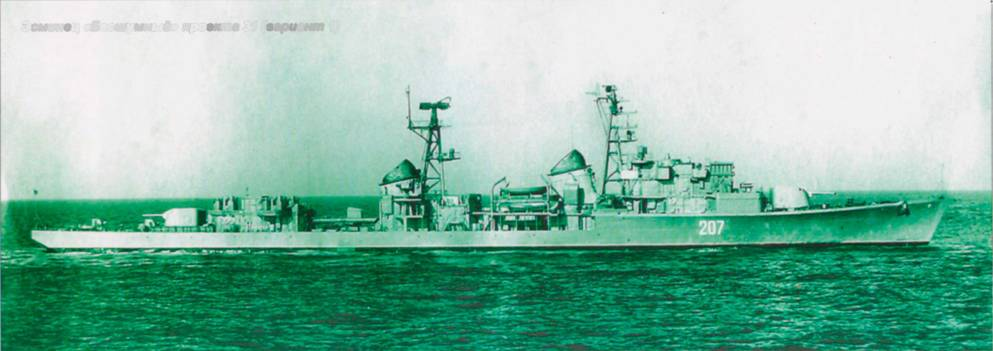 Таинственные корабли адмирала Горшкова