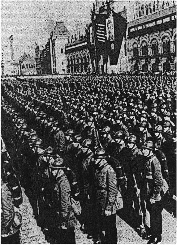 Русские на снегу. Судьба человека на фоне исторической метели