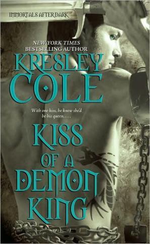 Поцелуй короля-демона