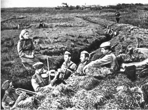 Песенная летопись Великой Отечественной войны