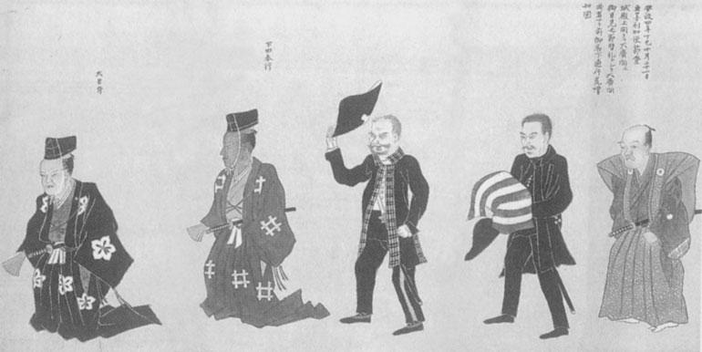 Император Мэйдзи и его Япония