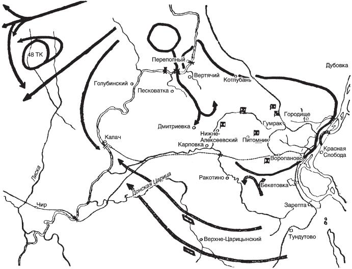 Сталинград. Великая битва глазами военного корреспондента. 1942-1943