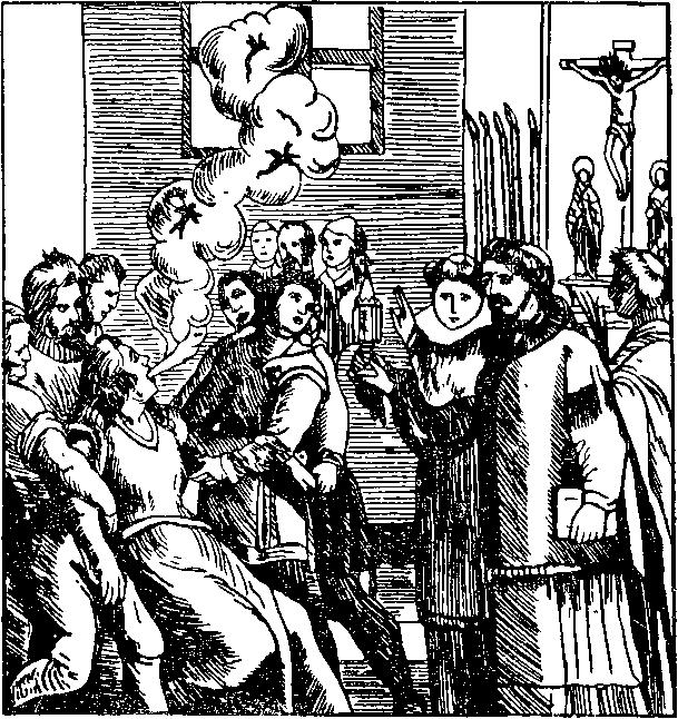 Гипноз и религия