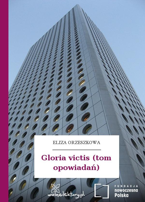 Gloria victis (tom opowiadań)