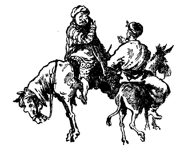 Повесть о Ходже Насреддине
