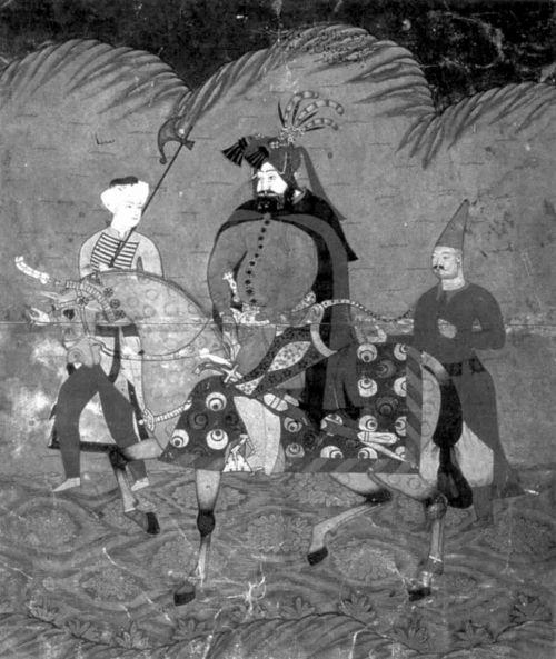 История Османской империи. Видение Османа