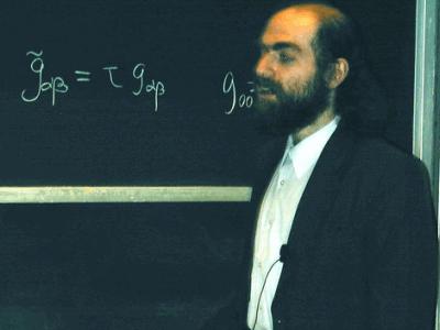 Григорий Перельман и гипотеза Пуанкаре
