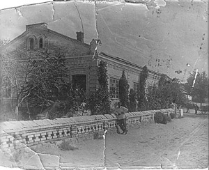 История одной деревни