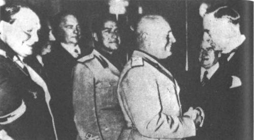 Герман Геринг — маршал рейха