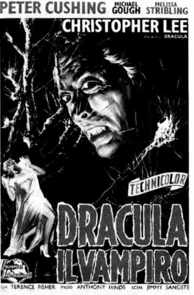 Знак D: Дракула в книгах и на экране
