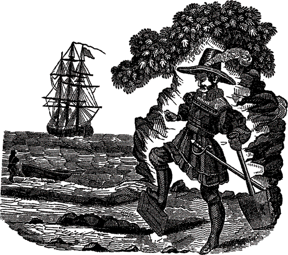 Пираты. Рассказы о знаменитых разбойниках