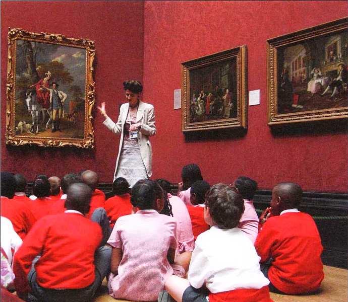 Лондонская Национальная галерея