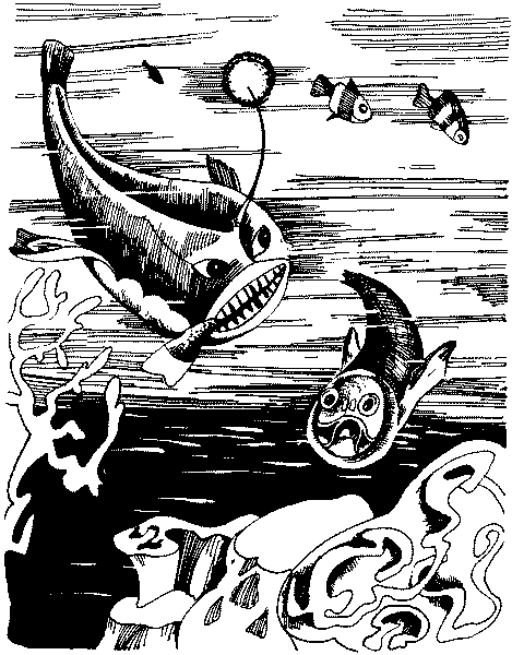Летящие к северу. Путешествие вверх