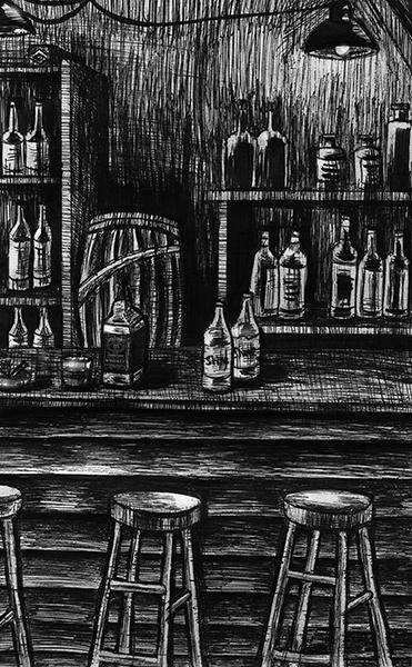 Любовь и виски