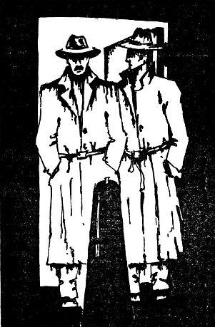 Остросюжетный детектив. Сборник