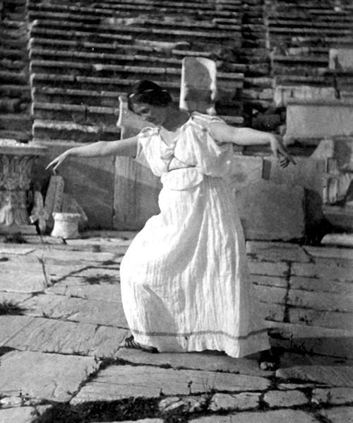 Айседора Дункан. Модерн на босу ногу