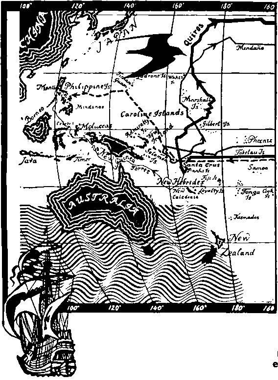 Колумб Австралии. Документальная повесть о Педро Киросе
