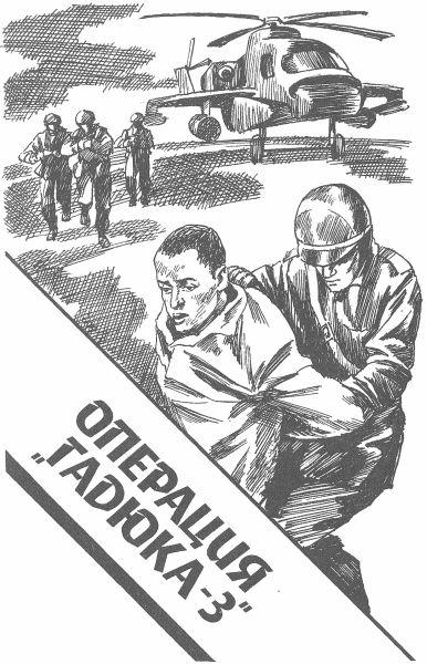 Операция «Молот». Операция «Гадюка-3»