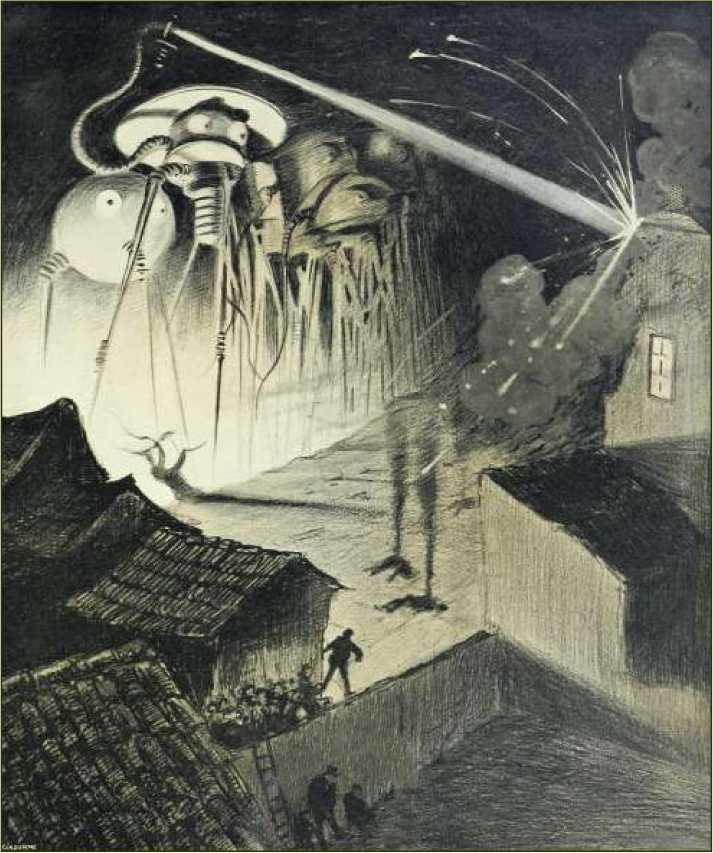Шерлок Холмс против Марса
