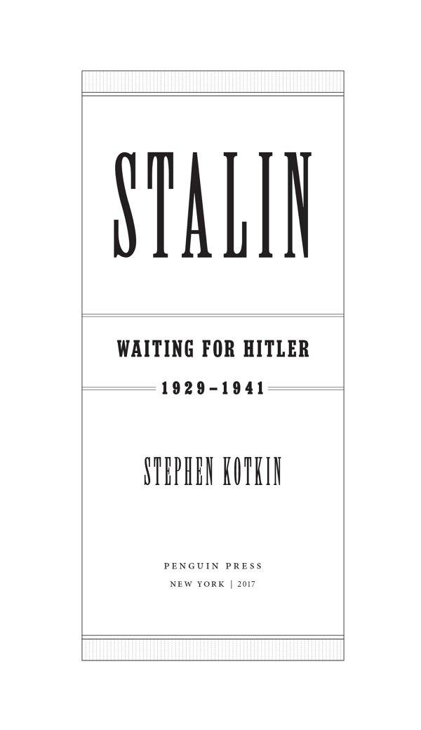 Stalin, Volume 2