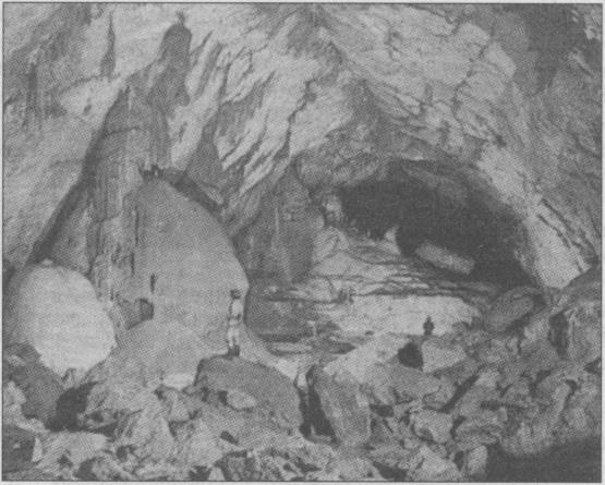 Тайны подземного мира