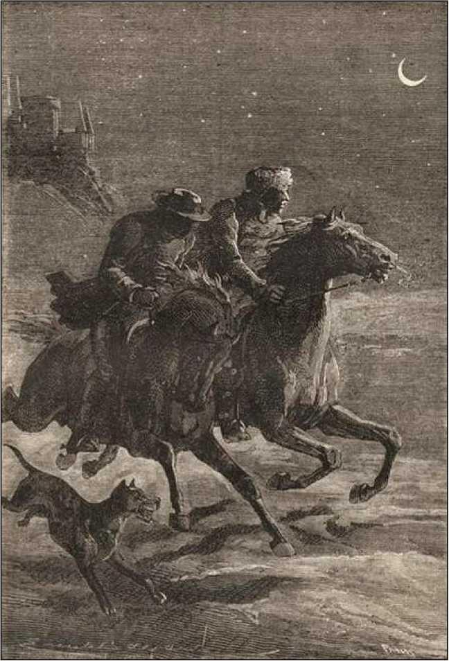 Гюг-Волк. Невероятные истории о вервольфах