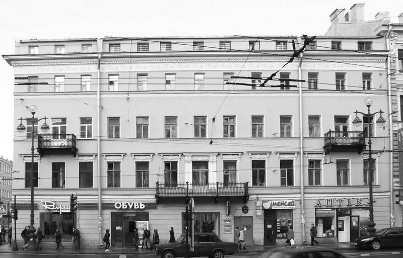 Суворовский проспект. Таврическая и Тверская улицы
