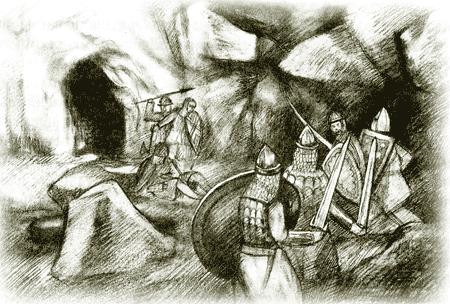 Монсегюр. В огне инквизиции