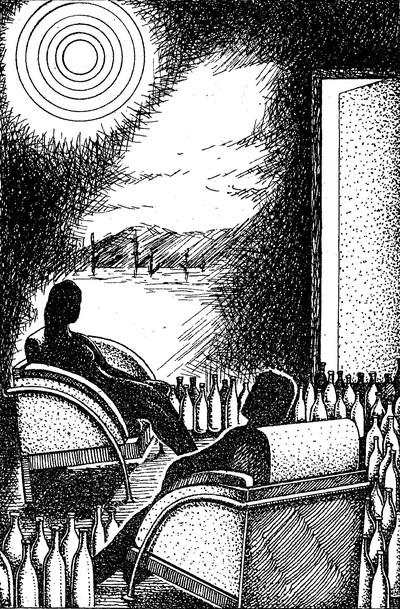 Огненный столп. Сборник фантастических рассказов