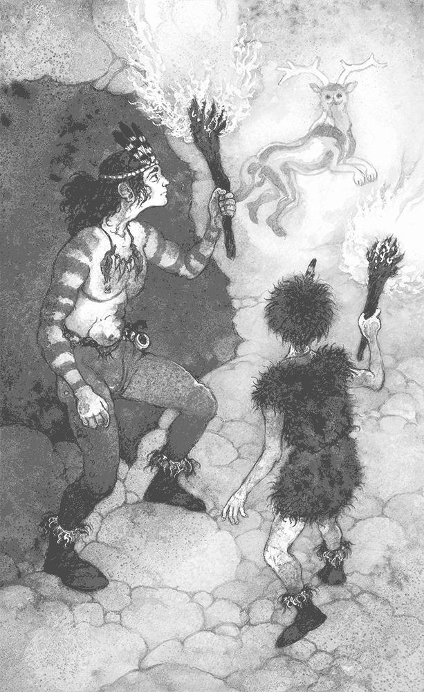 Пещера Трёх Братьев