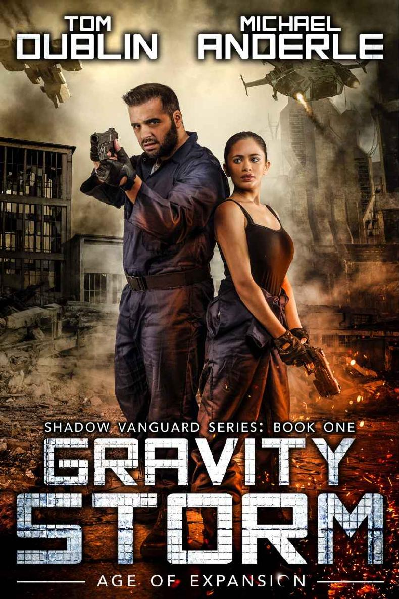 Gravity Storm: Age of Expansion