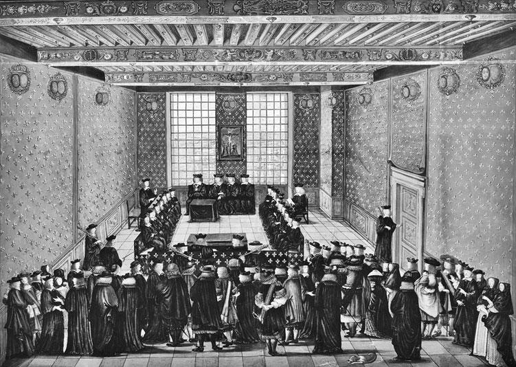 Коррупция при дворе Короля-Солнце. Взлет и падение Никола Фуке