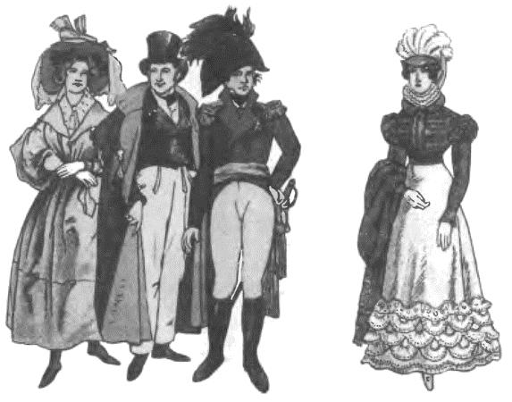 Повседневная жизнь французов при Наполеоне