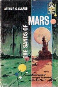 Пески Марса (Перевод Н.И. Яньков)