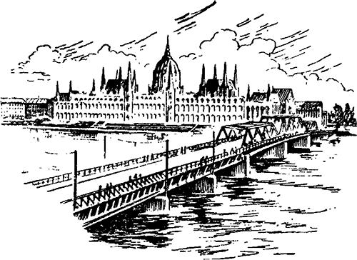 Экспресс следует в Будапешт