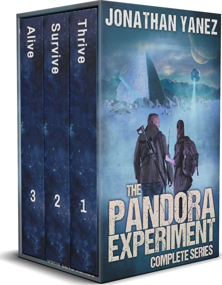 The Pandora Experiment: Box Set of Books 1 - 3