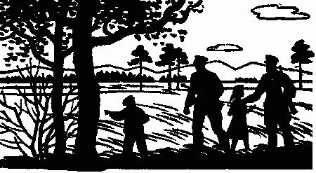 Люди в зеленых фуражках