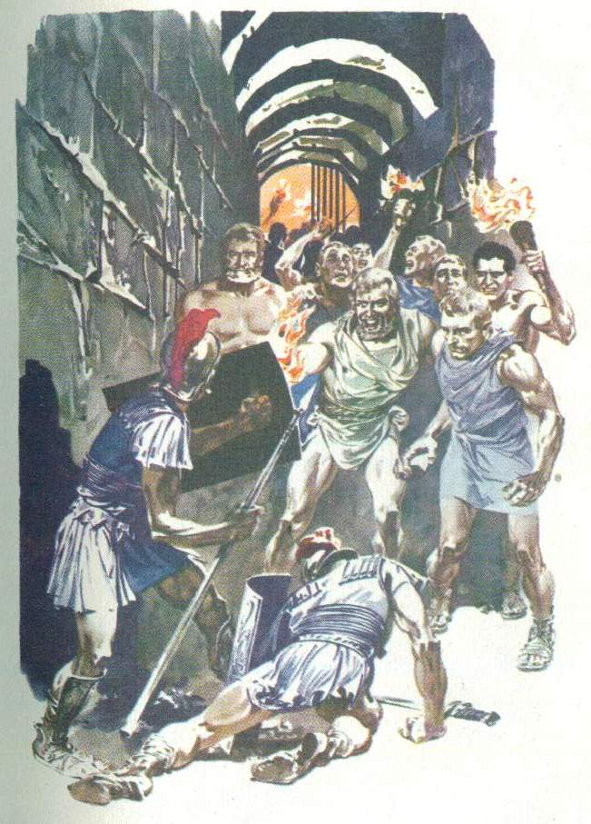 Спартак (перевод Ясная А.)